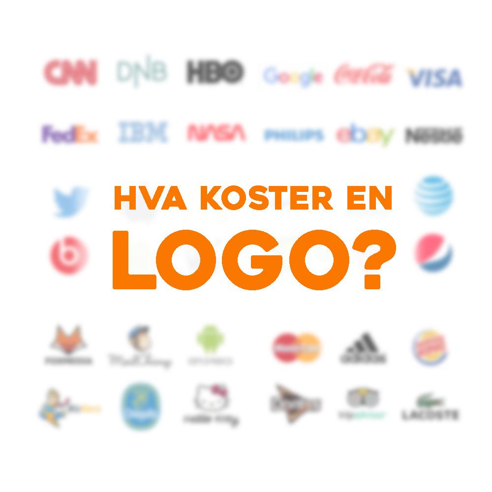Hva koster en logo?